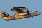いっち〜@RJFMさんが、新田原基地で撮影した航空自衛隊 E-2C Hawkeyeの航空フォト(写真)
