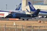 subarist 1977さんが、成田国際空港で撮影した不明 BD-700 Global Express/5000/6000の航空フォト(写真)