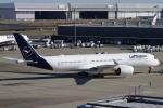 zettaishinさんが、羽田空港で撮影したルフトハンザドイツ航空 A350-941XWBの航空フォト(写真)