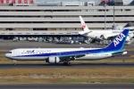zettaishinさんが、羽田空港で撮影した全日空 767-381/ERの航空フォト(写真)