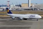 zettaishinさんが、羽田空港で撮影したルフトハンザドイツ航空 747-830の航空フォト(写真)