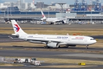 zettaishinさんが、羽田空港で撮影した中国東方航空 A330-343Xの航空フォト(写真)