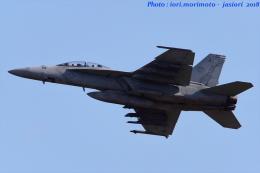 いおりさんが、岩国空港で撮影したアメリカ海軍 F/A-18F Super Hornetの航空フォト(飛行機 写真・画像)