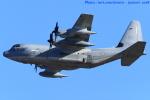 いおりさんが、岩国空港で撮影したアメリカ海兵隊 KC-130J Herculesの航空フォト(写真)