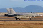 いおりさんが、岩国空港で撮影したアメリカ海軍 F/A-18E Super Hornetの航空フォト(写真)
