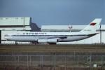 tassさんが、成田国際空港で撮影したアエロフロート・ソビエト航空 Il-86の航空フォト(飛行機 写真・画像)
