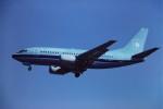 tassさんが、ロンドン・ガトウィック空港で撮影したマースク航空 737-5L9の航空フォト(写真)