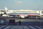 キイロイトリさんが、ロサンゼルス国際空港で撮影したアメリカン航空 757-2Q8の航空フォト(飛行機 写真・画像)