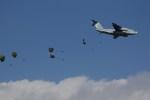 jackassさんが、習志野演習場で撮影した航空自衛隊 C-2の航空フォト(写真)