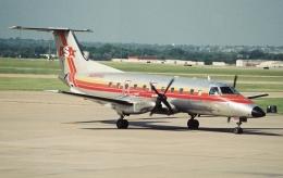 キイロイトリさんが、タルサ国際空港で撮影したアトランティック・サウスイースト航空 EMB 120RTの航空フォト(飛行機 写真・画像)