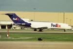 キイロイトリさんが、タルサ国際空港で撮影したフェデックス・エクスプレス 727-277/Adv(F)の航空フォト(写真)