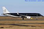 いおりさんが、山口宇部空港で撮影したスターフライヤー A320-214の航空フォト(写真)