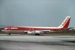tassさんが、パリ シャルル・ド・ゴール国際空港で撮影したアビアンカ航空 707-321Bの航空フォト(写真)