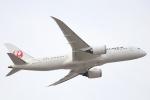 水月さんが、伊丹空港で撮影した日本航空 787-8 Dreamlinerの航空フォト(写真)