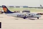 キイロイトリさんが、タルサ国際空港で撮影したグレート・プレーンズ・エアラインズ 328-300 328JETの航空フォト(飛行機 写真・画像)