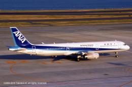 Takehiro-2018さんが、羽田空港で撮影した全日空 A321-131の航空フォト(飛行機 写真・画像)