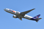 saoya_saodakeさんが、成田国際空港で撮影したフェデックス・エクスプレス 777-FS2の航空フォト(写真)