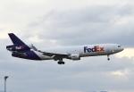 kix-booby2さんが、関西国際空港で撮影したフェデックス・エクスプレス MD-11Fの航空フォト(写真)