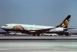 tassさんが、マッカラン国際空港で撮影したアメリカン・トランス航空 737-83Nの航空フォト(写真)