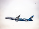 kikiさんが、スワンナプーム国際空港で撮影したオマーン航空 787-9の航空フォト(写真)