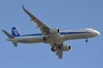 350JMさんが、羽田空港で撮影した全日空 A321-272Nの航空フォト(写真)