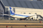 sailerKenさんが、伊丹空港で撮影した全日空 787-8 Dreamlinerの航空フォト(写真)