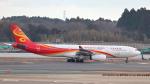 誘喜さんが、成田国際空港で撮影した香港航空 A330-343Xの航空フォト(写真)