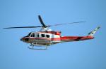 なごやんさんが、名古屋飛行場で撮影した青森県防災航空隊 412EPIの航空フォト(写真)
