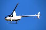 なごやんさんが、名古屋飛行場で撮影した日本法人所有 R44 Ravenの航空フォト(写真)
