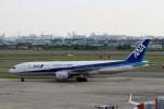 ハピネスさんが、伊丹空港で撮影した全日空 777-281の航空フォト(飛行機 写真・画像)