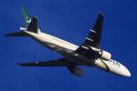 おみずさんが、成田国際空港で撮影したパキスタン国際航空 777-240/ERの航空フォト(写真)