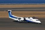 Mochi7D2さんが、中部国際空港で撮影したANAウイングス DHC-8-402Q Dash 8の航空フォト(写真)