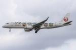mototripさんが、福岡空港で撮影したジェイ・エア ERJ-190-100(ERJ-190STD)の航空フォト(写真)