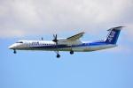 SKY☆101さんが、福岡空港で撮影したANAウイングス DHC-8-402Q Dash 8の航空フォト(写真)