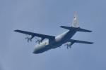 NFファンさんが、厚木飛行場で撮影したアメリカ空軍 C-130J-30 Herculesの航空フォト(写真)
