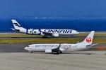 subtakaさんが、中部国際空港で撮影した日本トランスオーシャン航空 737-8Q3の航空フォト(写真)