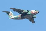 ゆずポン酢さんが、習志野演習場で撮影した航空自衛隊 C-1の航空フォト(写真)