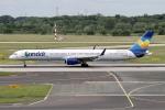 rjジジィさんが、デュッセルドルフ国際空港で撮影したコンドル 757-330の航空フォト(写真)