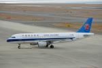 ちゃぽんさんが、中部国際空港で撮影した中国南方航空 A320-214の航空フォト(写真)