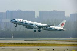 北京首都国際空港 - Beijing Capital International Airport [PEK/ZBAA]で撮影された北京首都国際空港 - Beijing Capital International Airport [PEK/ZBAA]の航空機写真