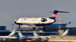 パンダさんが、成田国際空港で撮影したアイベックスエアラインズ CL-600-2C10 Regional Jet CRJ-702ERの航空フォト(飛行機 写真・画像)