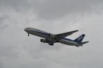 だだちゃ豆さんが、庄内空港で撮影した全日空 767-381/ERの航空フォト(写真)