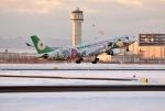 バーダーさんが、新千歳空港で撮影したエバー航空 A330-302Xの航空フォト(写真)