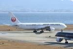 kix-booby2さんが、関西国際空港で撮影した日本航空 767-346/ERの航空フォト(写真)