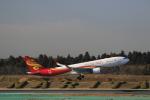 ☆ライダーさんが、成田国際空港で撮影した香港航空 A330-223の航空フォト(写真)