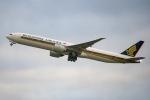 TulipTristar 777さんが、ロンドン・ヒースロー空港で撮影したシンガポール航空 777-312/ERの航空フォト(写真)