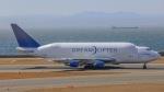 ケロリ/Keroriさんが、中部国際空港で撮影したボーイング 747-4H6(LCF) Dreamlifterの航空フォト(写真)