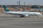 IL-18さんが、成田国際空港で撮影したパキスタン国際航空 777-2Q8/ERの航空フォト(写真)