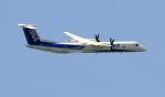kenko.sさんが、新千歳空港で撮影したANAウイングス DHC-8-402Q Dash 8の航空フォト(写真)