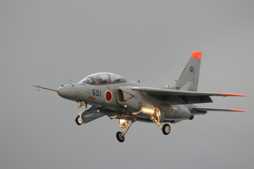 bakさんの航空自衛隊 Kawasaki T-4 (56-5601) 航空フォト